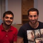 Mohammad Nabaa and Nicolas Zaatar